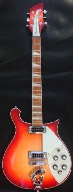 Rickenbacker 620 Fireglow
